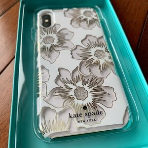 kate spade New York hardshell case for iPhone XS/X